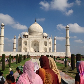 Story behind the Taj Mahal