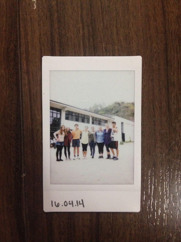 Japan in a Polaroid Picture (6/6)