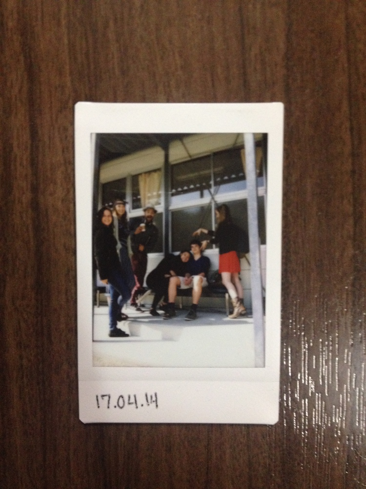 Japan in a Polaroid Picture (3/6)