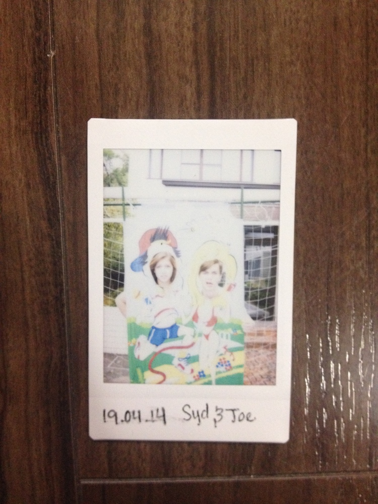 Japan in a Polaroid Picture (5/6)