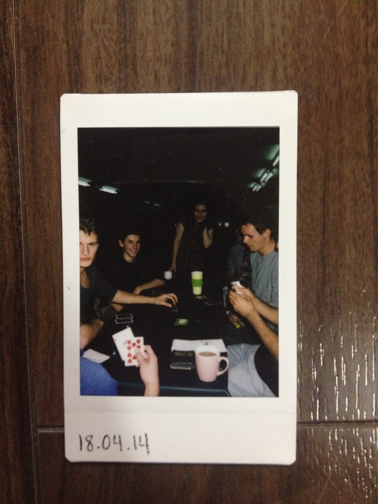 Japan in a Polaroid Picture (4/6)