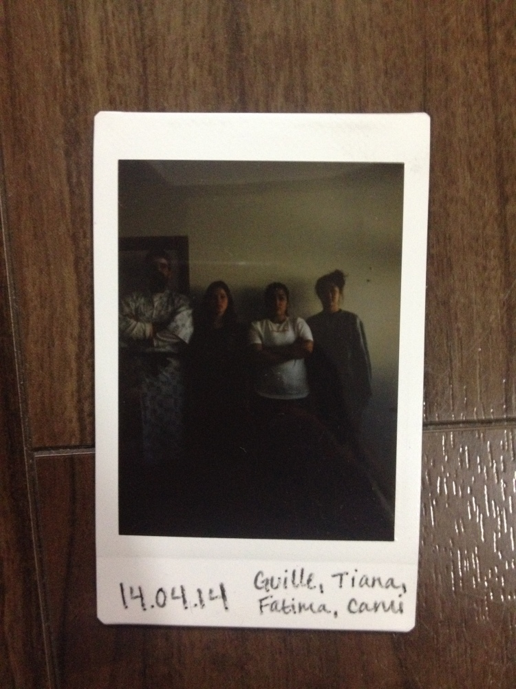 Japan in a Polaroid Picture (2/6)