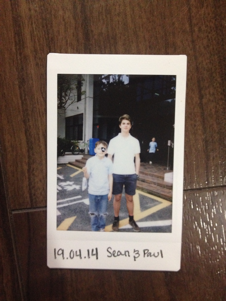 Japan in a Polaroid Picture (1/6)