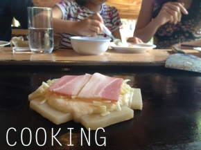 Eating and Cooking in Japan