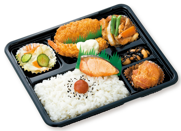 The unavoidable bento...