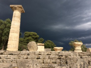 Philosophical in thePeloponnese