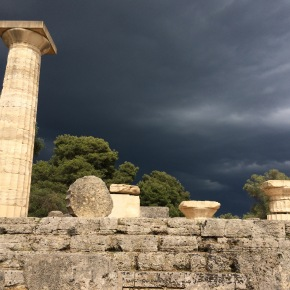 Philosophical in the Peloponnese
